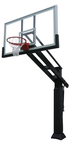 Hoops Austin   Basketball Goals